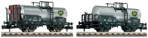 Bilde av Fleischmann N-skala - DB tankvognsett, BP