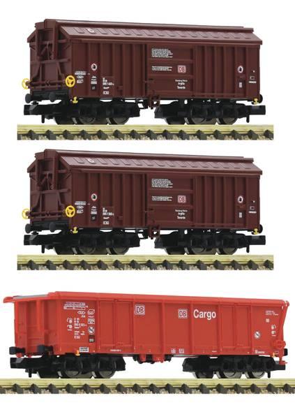 Bilde av Fleischmann N-skala - DB AG godsvognsett
