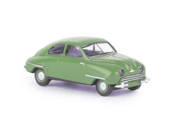 Bilde av Saab 92, lys grønn