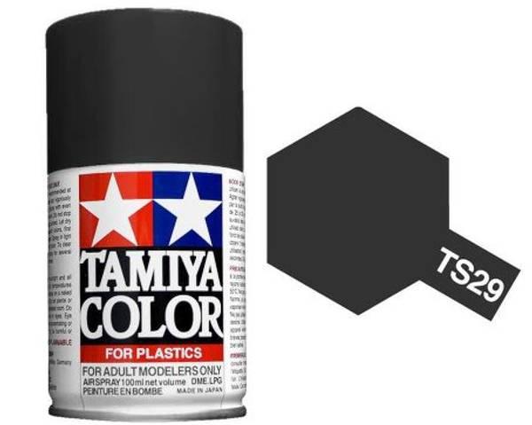 Bilde av Tamiya TS-29 Semi Gloss Black