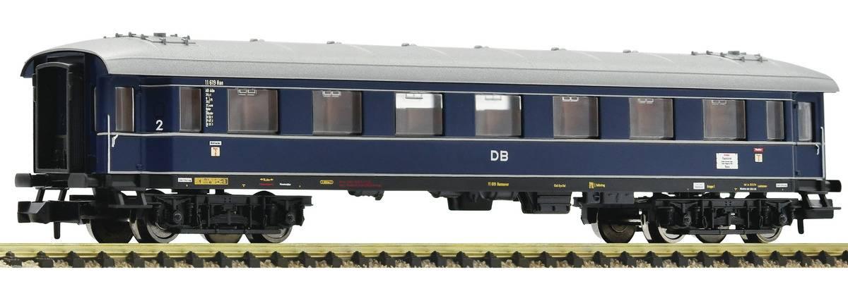 Fleischmann N-skala - DB AB4ü-35 2.klasse personvogn