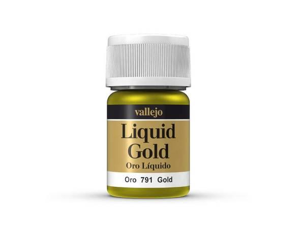 Bilde av Vallejo - Liquid Gold, Gold Metallic