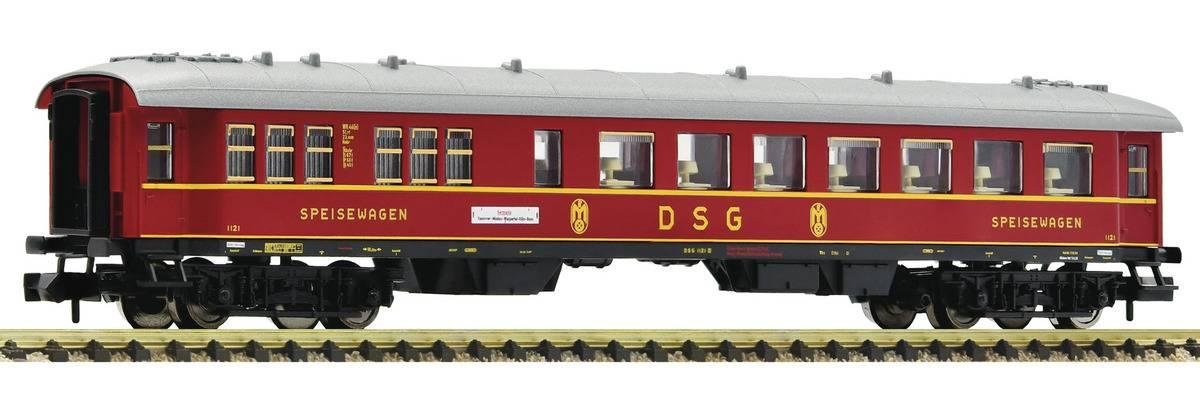 Fleischmann N-skala - DSG (DB) spisevogn