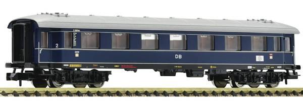 Bilde av Fleischmann N-skala - DB AB4ü-35 personvogn 2.klasse