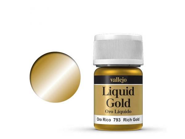 Bilde av Vallejo - Liquid Gold, Rich Gold
