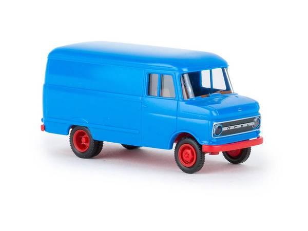 Bilde av Opel Blitz B varebil, blå
