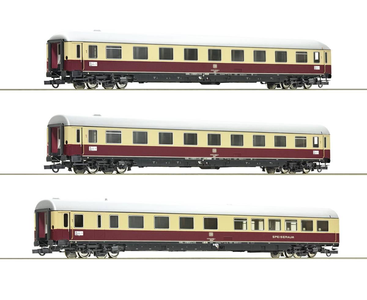 Roco - DB personvognsett