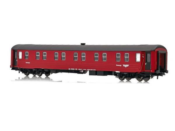 Bilde av NMJ Topline NSB WLABK 21079 sovevogn nydesign