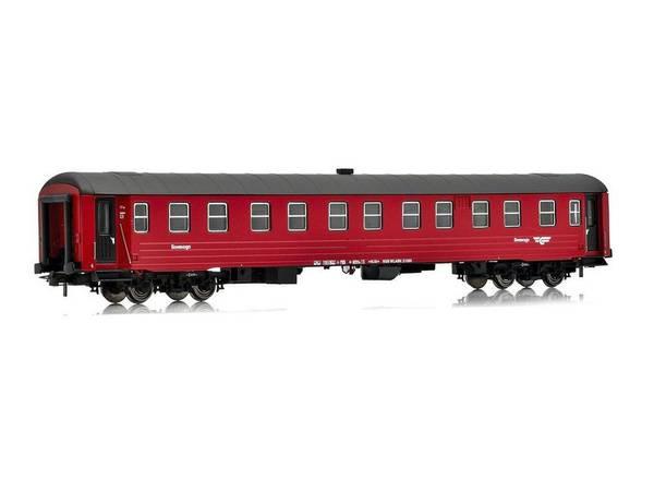 Bilde av NMJ Topline NSB WLABK 21080 sovevogn nydesign