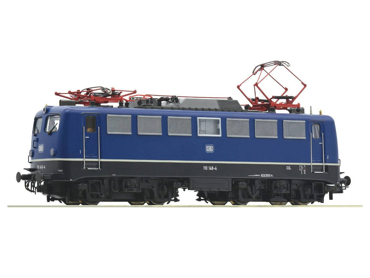 Roco - DB Br 110, digitalt med lyd