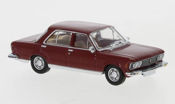 Bilde av PCX87 - Fiat 130, mørk rød