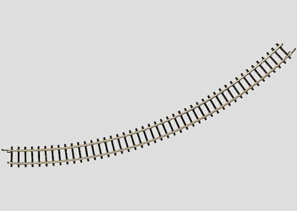 Bilde av Märklin Z-skala - Skinne, buet R220mm, 45gr