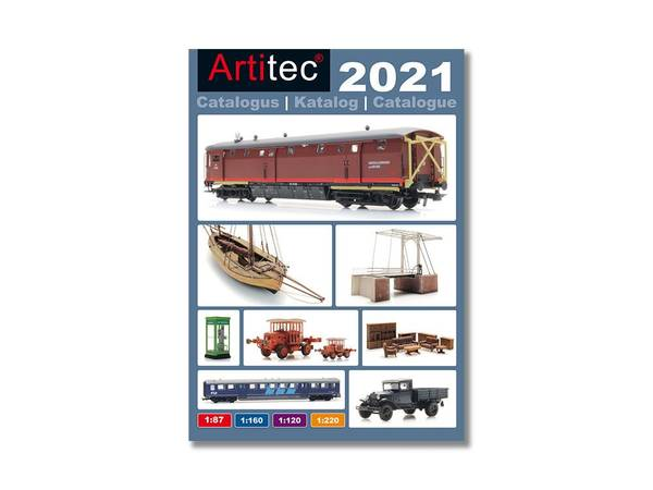 Bilde av Artitec - Katalog 2021