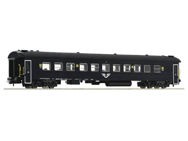 Bilde av Roco - SJ personvogn sort, 1.klasse