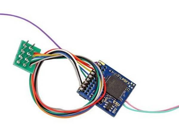 Bilde av ESU - Lokpilot Fx V.5.0, funksjonsdekoder