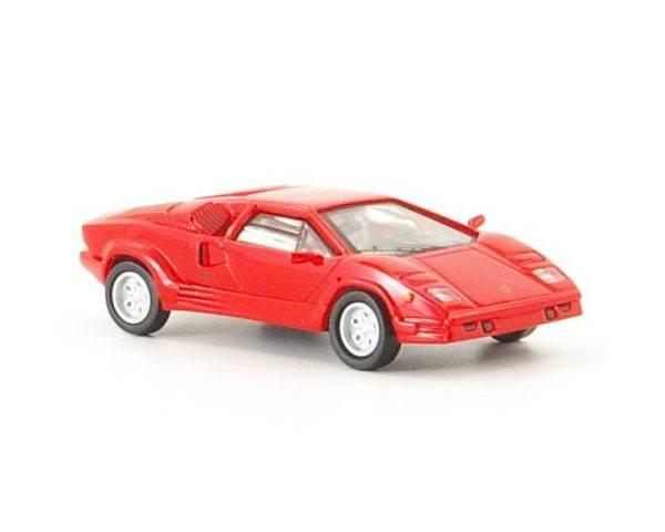 Bilde av Lamborghini Countach, rød