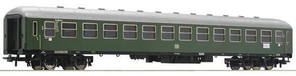 Bilde av Roco - DB B4üm personvogn, 2.klasse