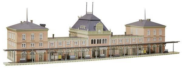 Bilde av Faller - Neustadt/Weinstrasse jernbanestasjon