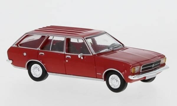 Bilde av PCX87 - Opel Rekord stv, rød