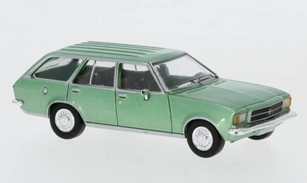 Bilde av PCX87 - Opel Rekord stv, grønn met.