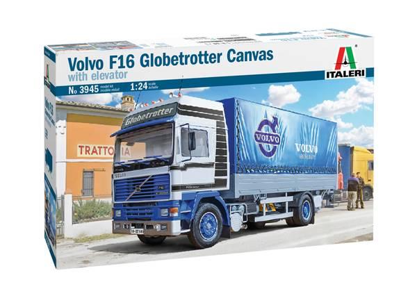 Bilde av Italeri - 1/24 Volvo F16 m.lift