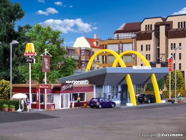 Bilde av Vollmer - McDonald's café