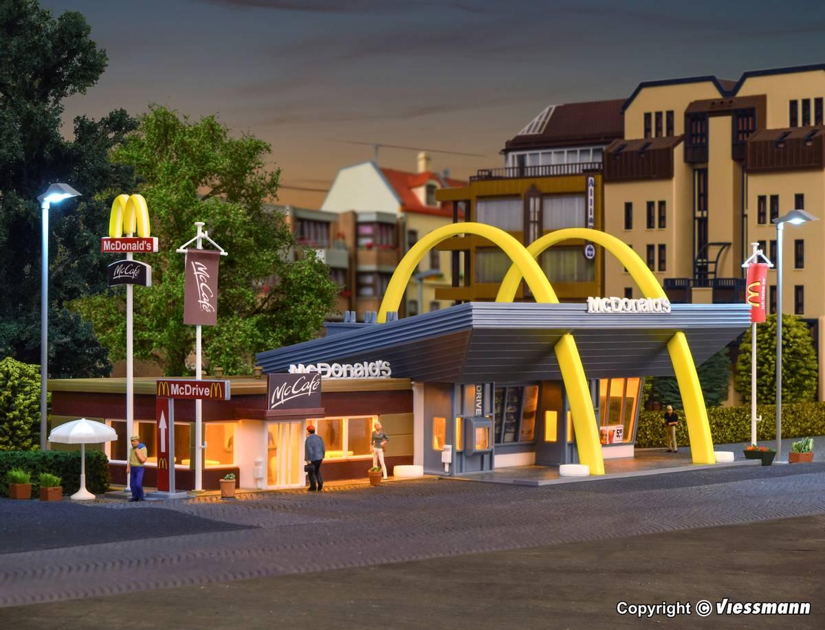 Vollmer - McDonald's café