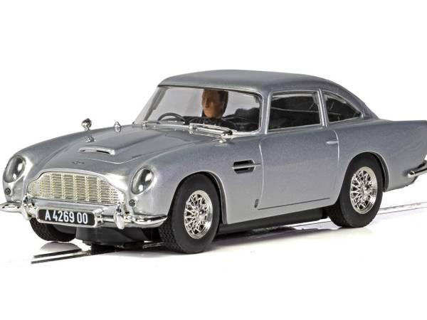 Bilde av Scalextric - Aston Martin DB5, James Bond