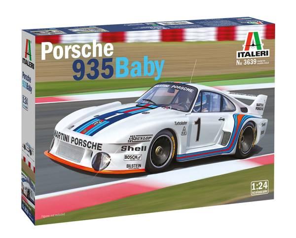 Bilde av Italeri - 1/24 Porsche 935 Baby