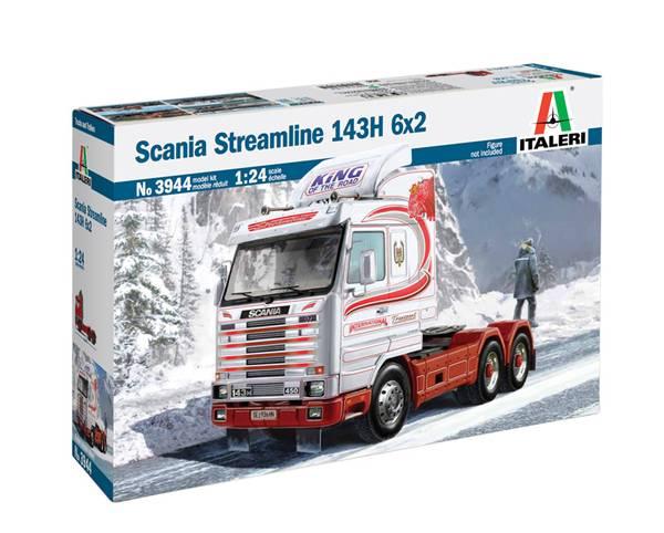 Bilde av Italeri - 1/24 Scania