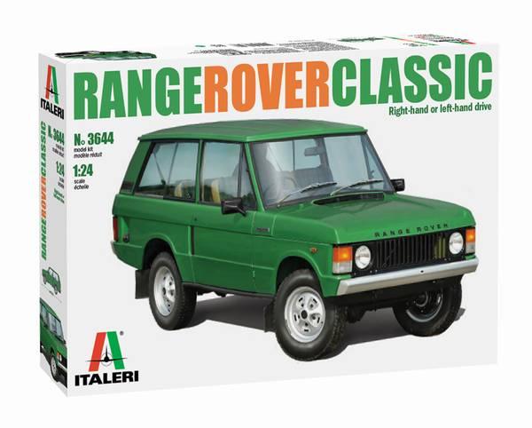 Bilde av Italeri - 1/24 Range Rover Classic