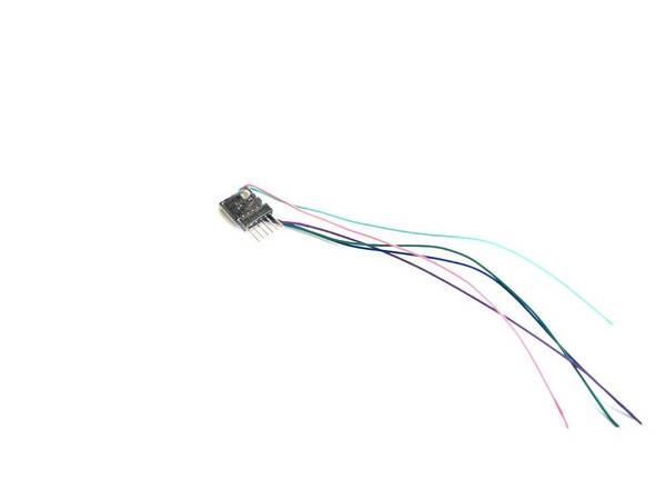 Bilde av ESU Lokpilot v5.0 micro, 6-pins plugg, direkte