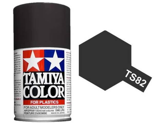 Bilde av Tamiya - TS82 Rubber Black