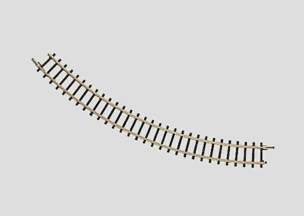 Bilde av Märklin Z-skala - Skinne, buet R145mm, 45 gr