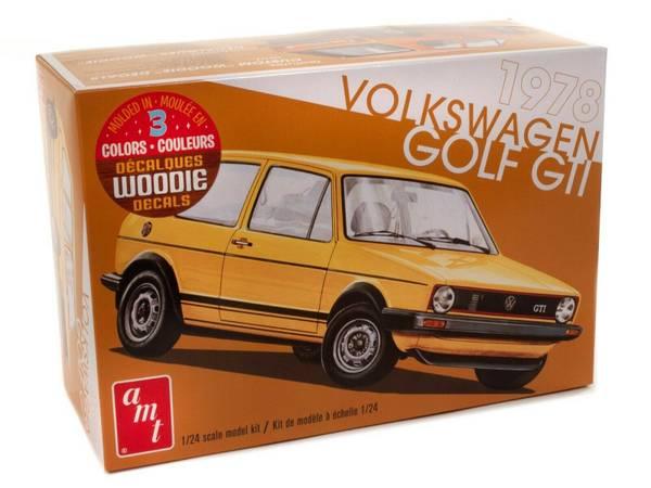 Bilde av AMT - 1/24 VW Golf GTI, 1978