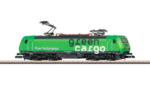 Bilde av Märklin Z-skala - Green Cargo Br185.2