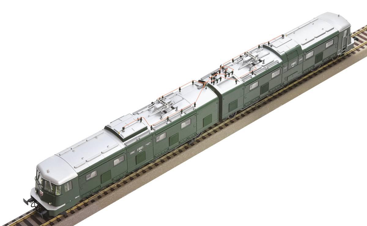 Roco - SBB Ae8/14 elektrolok, DCC Sound