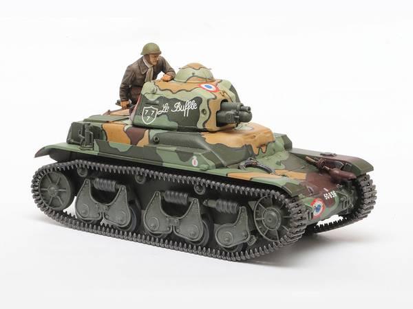 Bilde av Tamiya - 1/35 French Light Tank R35