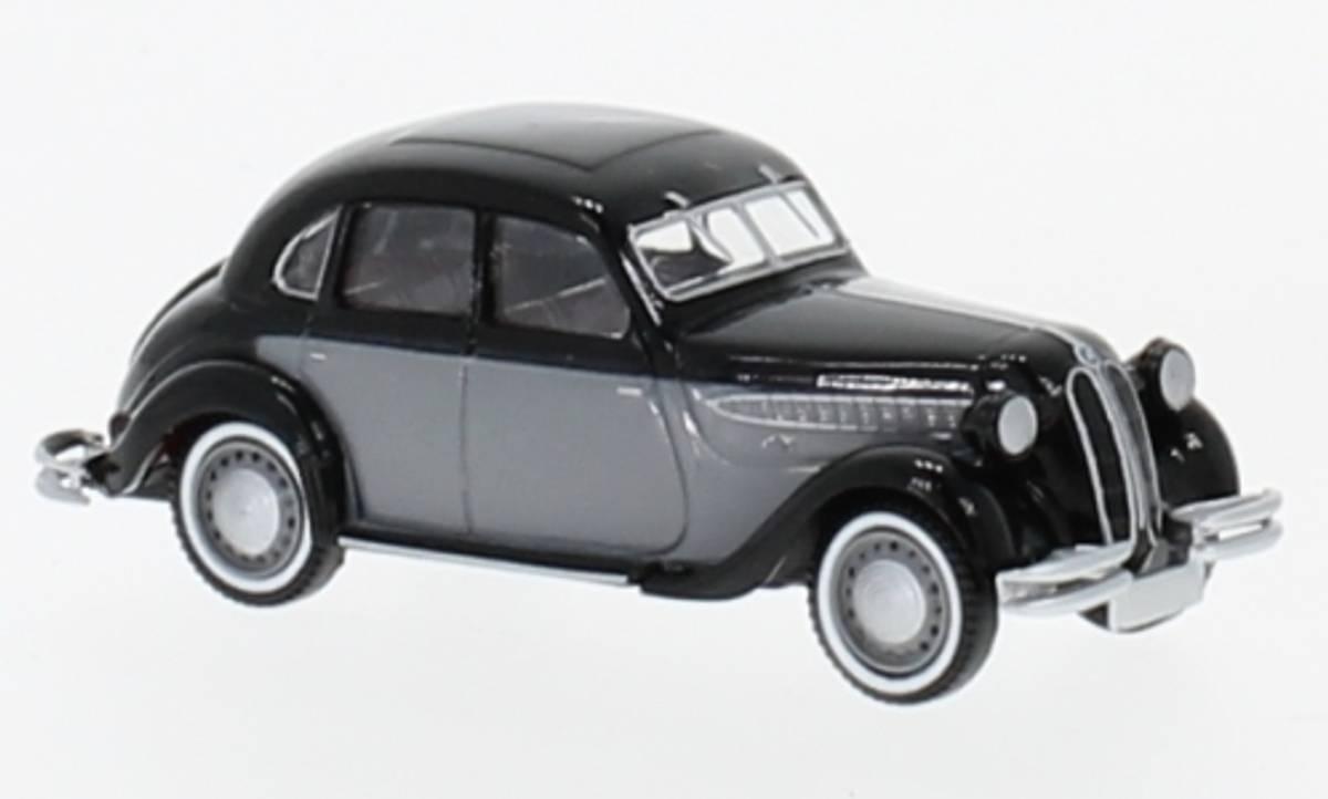 Brekina - BMW 326, sort/grå