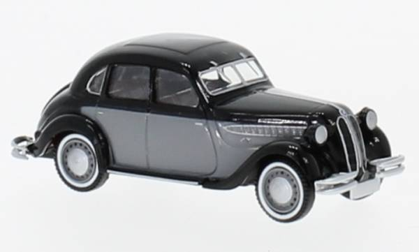 Bilde av Brekina - BMW 326, sort/grå