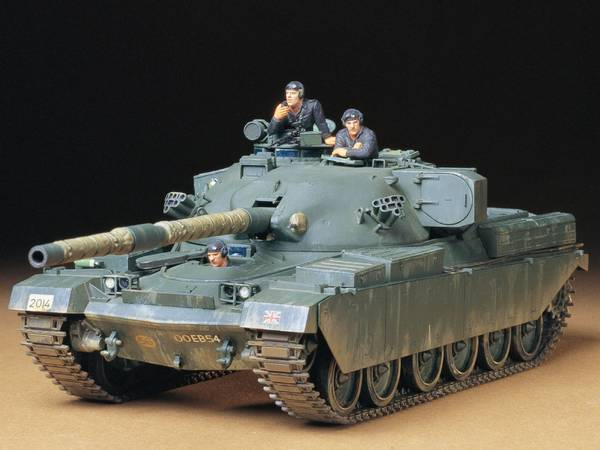 Bilde av Tamiya - 1/35 British Chieftain MkV tank