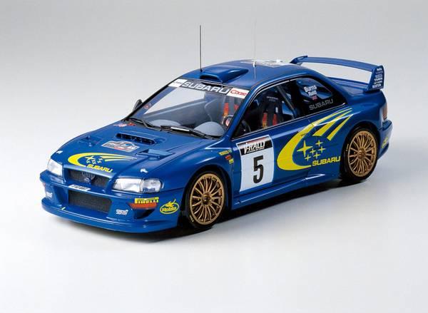 Bilde av Tamiya - 1/24 Subaru Impreza WRC '99