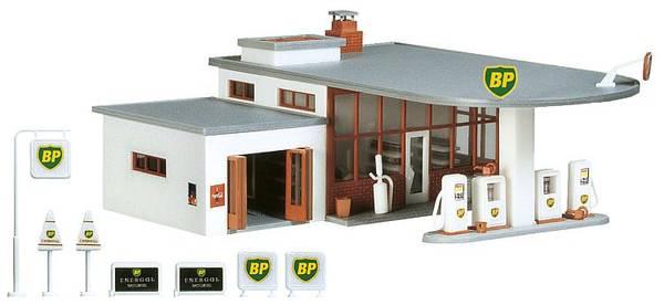 Bilde av Faller N-skala - BP bensinstasjon