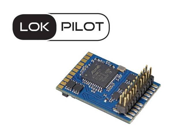 Bilde av ESU Lokpilot 5.0, PluX22, DCC