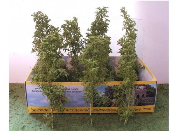 Bilde av Heki - Løvtrær og busker m.blader, lys grønn