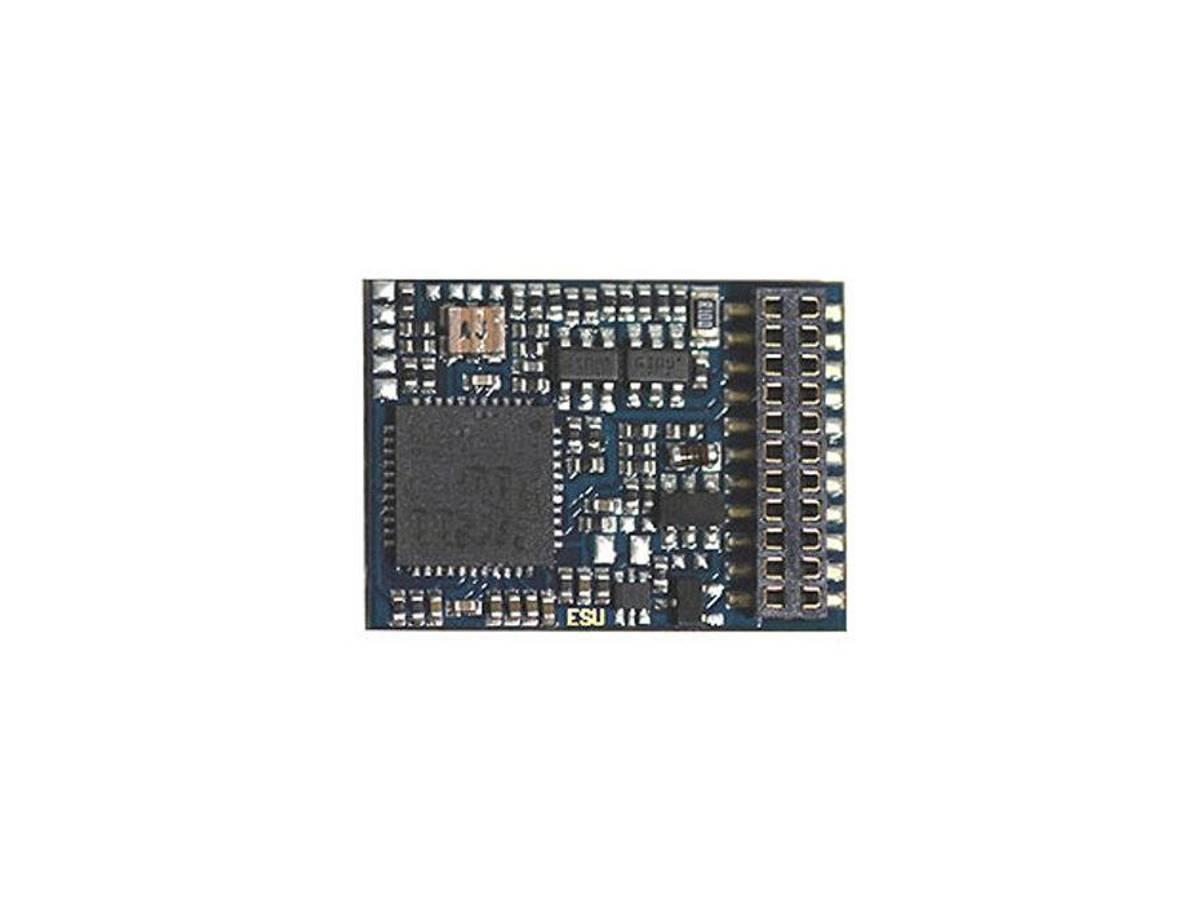 ESU Lokpilot 5.0 – NMJ El14