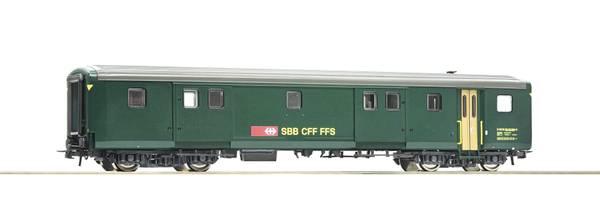 Bilde av Roco - SBB reisegodsvogn