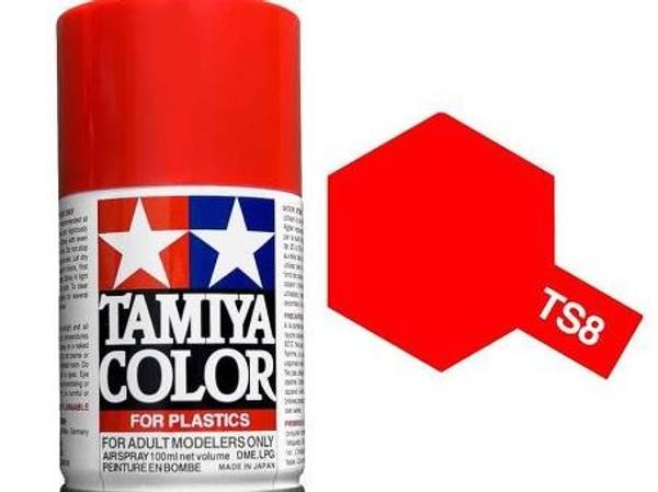Bilde av Tamiya TS-8 Italian Red