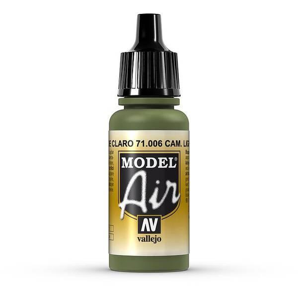 Bilde av Vallejo - Model Air, Light Green Chromate