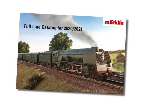 Bilde av Märklin - Hovedkatalog 2020/2021, tysk